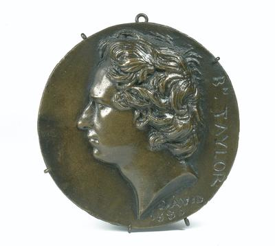 Artist: Pierre-Jean David d'Angers, French, 1788-1856