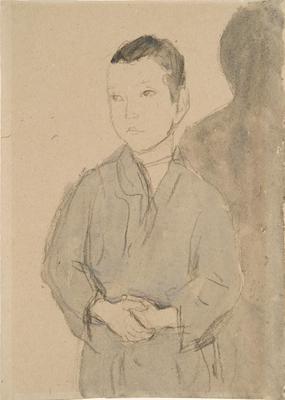 Artist: Gwendolen John, British, 1876-1939
