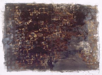 Artist: Leonardo Drew, American, born 1961