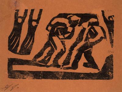 Artist: David Alfaro Siqueiros, Mexican, 1896-1974