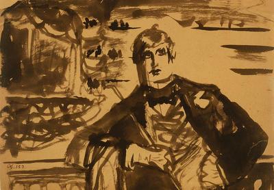 Artist: Carl Sprinchorn, American, 1887-1971