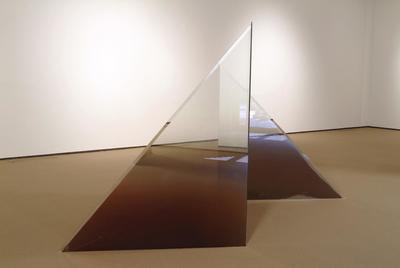 Artist: Larry Bell, American, born 1939