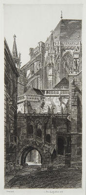 Artist: John Taylor Arms, American, 1887-1953