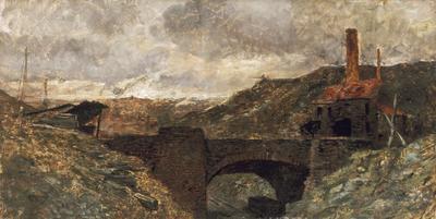 Artist: Constantin Meunier, Belgian, 1831-1905