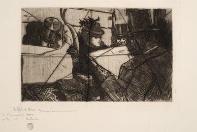 Artist: Pierre-Georges Jeanniot, French, 1848-1934