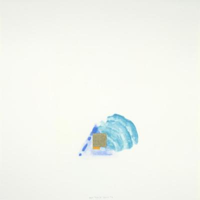 Artist: Richard Tuttle, American, born 1941
