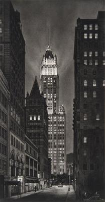 Artist: Frederick Mershimer, American, born 1958