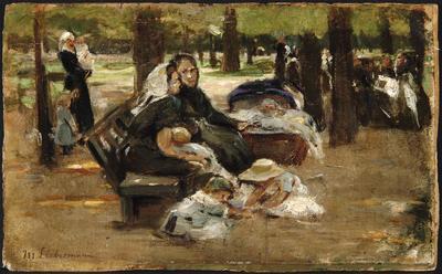 Artist: Max Liebermann, German, 1847-1935