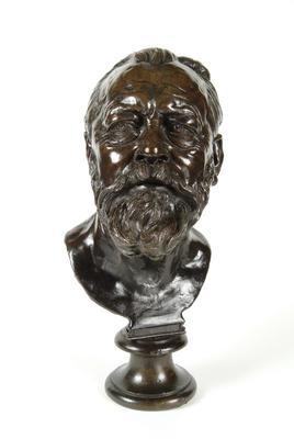 Portrait Bust of Paul Avenel