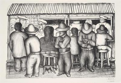 Artist: Francisco Mora, Mexican, 1922-2002