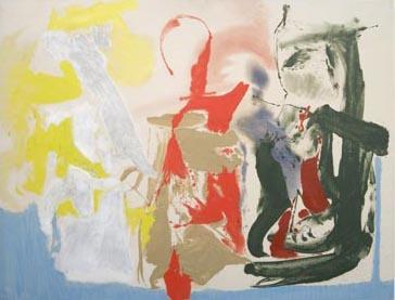 Artist: Friedel Dzubas, American, born Germany, 1915-1994
