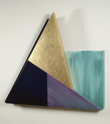 Artist: Dorothea Rockburne, Canadian, born 1932