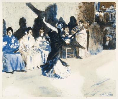 Artist: Alexandre Lunois, French, 1863-1916