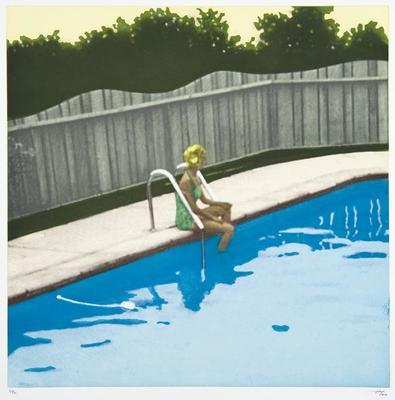 Artist: Isca Greenfield-Sanders, American, born 1978