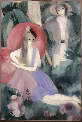 Artist: Marie Laurencin, French, 1883-1956