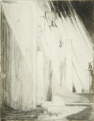 Artist: Edward Gordon Craig, British, 1872-1966