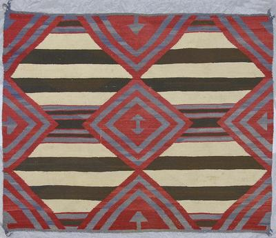 Third-phase Chief-style Blanket
