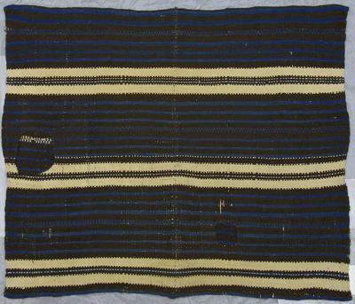 Fragment of Rio Grande blanket
