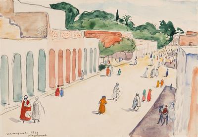 Artist: Albert Marquet, French, 1875-1947