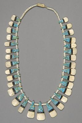 Mosaic Tab Necklace