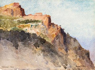 Artist: Sherwood T. Allen, American, 1901-1996