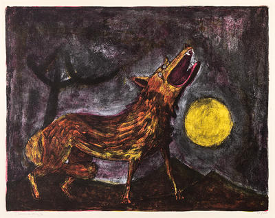 Artist: Rufino Tamayo, Mexican, 1899-1991