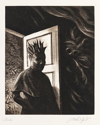 Artist: José Clemente Orozco Farías, Mexican, born 1960