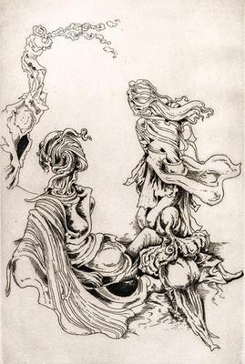 Artist: Kurt Seligmann, American, born Switzerland, 1900-1962