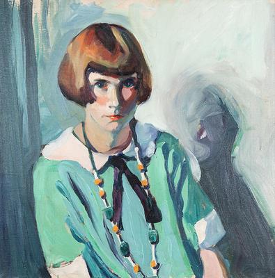 Artist: Jane Peterson, American, 1876-1965