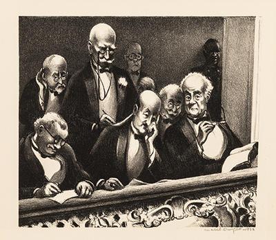 Artist: Mabel Dwight, American, 1875-1955