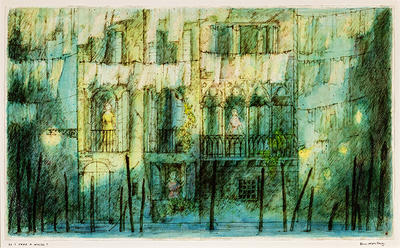 Artist: Beni Montresor, Italian, 1926-2001