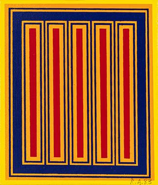 Artist: Richard Anuszkiewicz, American, 1930-2020
