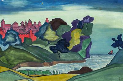 Artist: Nicholas Roerich, Russian, 1874-1947