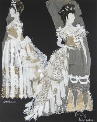 Artist: Nadine Baylis, British, born 1940