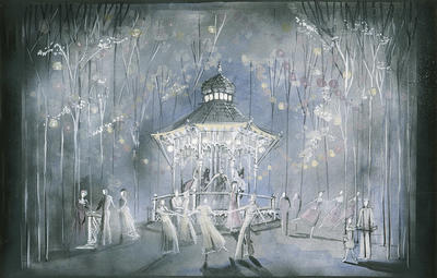 Artist: John Lee Beatty, American, born 1948