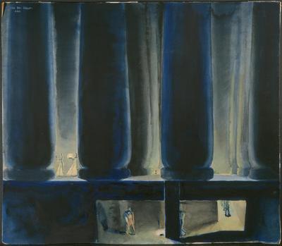 Artist: Norman Bel Geddes, American, 1893-1958