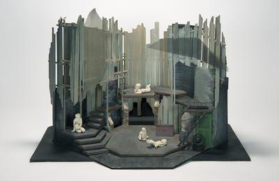 Artist: Clarke Dunham, American, born 1937