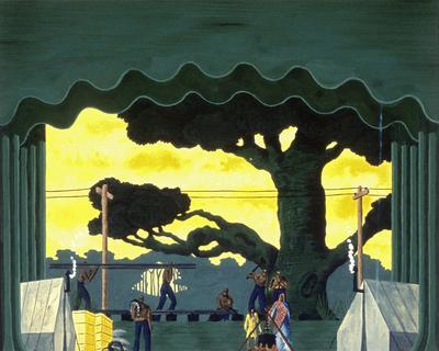 Artist: Albert Johnson, American, 1910-1967