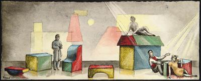 Artist: Alan Kimmel, American, born 1938