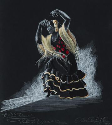 Artist: Allen Charles Klein, American, born 1940