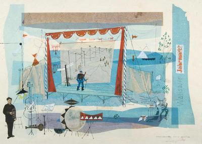 Artist: Wolfgang Roth, American, born Germany, 1910-1988