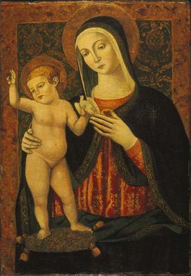 After: Girolamo di Benvenuto, Italian, 1470-1524