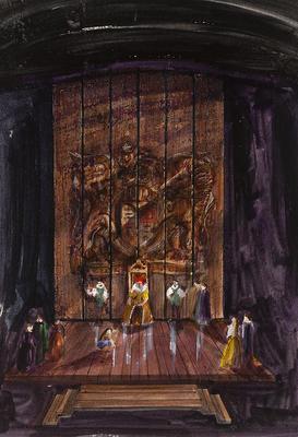 Artist: Douglas Schmidt, American, born 1942