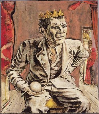 Artist: Karl Zerbe, American, born Germany, 1903-1972