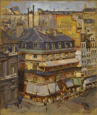 Artist: Alson Clark, American, 1876-1949
