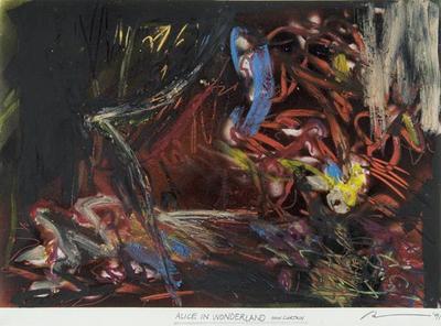 Artist: Robert Wilson, American, born 1941
