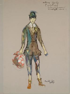 Artist: Freddy Wittop, American, born Netherlands, 1911-2001