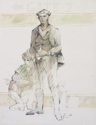 Artist: Robert Yodice, American, 1947-1983