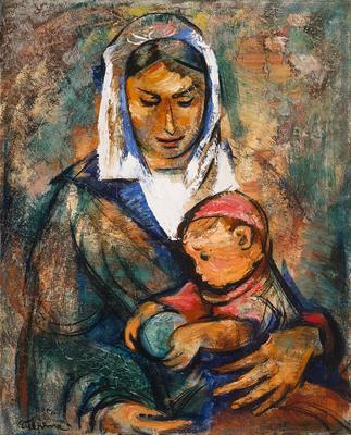 Artist: Etienne Ret, American, born France, 1900-1996