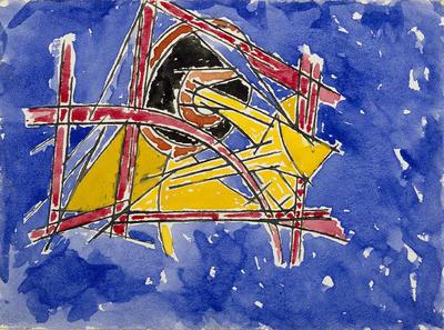 Artist: David Bomberg, British, 1890-1957